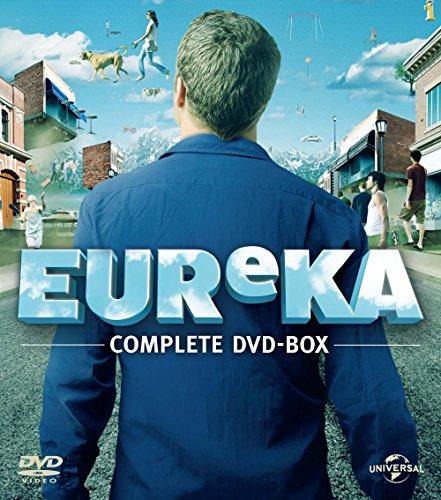 ユーリカ ~地図にない街~ コンプリート DVD-BOXの詳細を見る