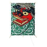 角凧(獅子頭)【お正月飾り】