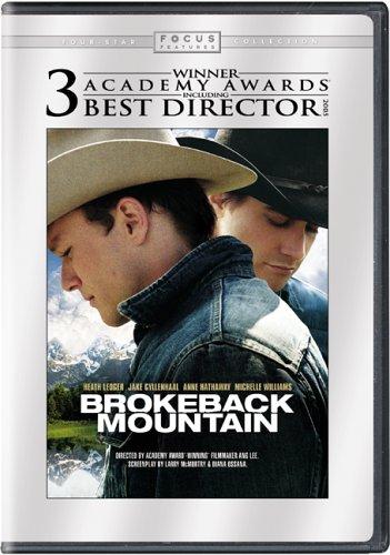 [北米版DVD リージョンコード1] BROKEBACK MOUNTAIN / (DOL DUB GFOR SUB WS)