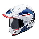 アライ(ARAI) バイクヘルメット オフロード TOUR CROSS 3 (ツアークロス 3) BREAK (ブレイク) ブルー XLサイズ 61cm-62cm -