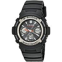 [カシオ] CASIO 腕時計【G-SHOCK】デジアナ 電波ソーラー AWG-M100-1A(AWG-M100-1AJF同型) [逆輸入品]