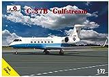 Aモデル 1/72 アメリカ空軍 C-37B ガルフストリーム輸送機 プラモデル AM72327