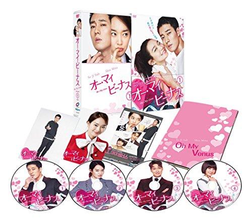 オー・マイ・ビーナス DVD-BOX1[DVD]