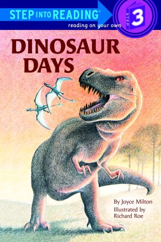 Dinosaur Days (Step Into Reading, a Step 3 Book)の詳細を見る
