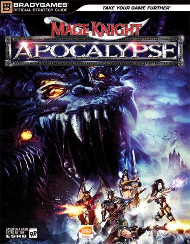 Download Mage Knight(tm): Apocalypse Official Strategy Guide (PC Game Books) 0744005922