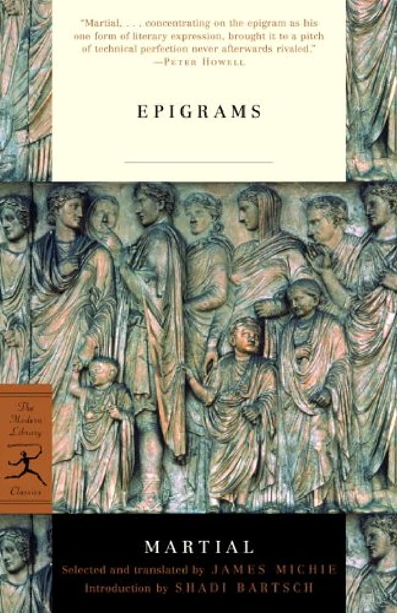 Epigrams (Modern Library Classics) (English Edition)