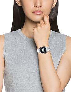 [カシオ]CASIO 腕時計 スタンダード LA-670WA-1JF レディース