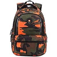 Waterproof Camouflage Boys Backpack for School Kids Backpack School Bags  Bookbags for Boys d40f1d1928f20