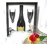 高級シャンパーニュ専門店銀座商会がご提供する Dom Perignon Vintage 2006 750ml Flute Glasses Set 【正規代理店商品】(Gift Box 付)