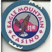 $ 1 Eagle Mountainカジノチップ