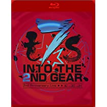 t7s 2nd Anniversary Live 16'→30'→34' -INTO THE 2ND GEAR-(初回生産限定盤) [Blu-ray]