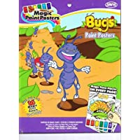 Bugs Magic Paint Posters