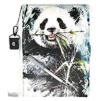Lovewlb PU 超薄型 最軽量 三つ折 タブレット保護 ケース Mls Ideal ケース XM
