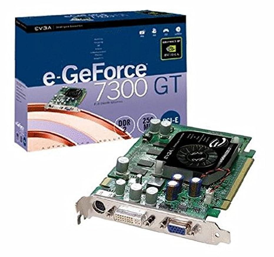 思いやり予測子申し立て256 P2 N445 - evga 256 P2 N445 EVGA nVidia GeForce 7300GT 256MB オーバークロック DVI/HDTV PCI-Express ビデオ