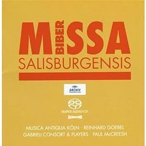 Missa Salisburgensis (Hybr) (Ms)