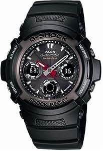[カシオ]CASIO 腕時計 G-SHOCK ジーショック STANDARD タフソーラー 電波時計 MULTIBAND5 AWG-101-1AJF メンズ
