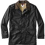 フィルソン アウター ジャケット&ブルゾン Filson Cover Cloth Mile Marker Coat - Se Black [並行輸入品]