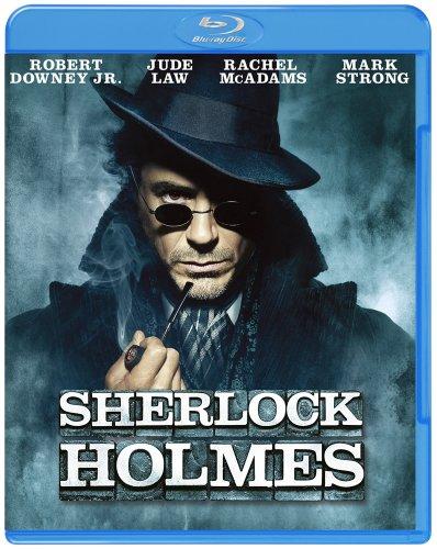 【初回生産限定スペシャル・パッケージ】シャーロック・ホームズ [Blu-ray]の詳細を見る