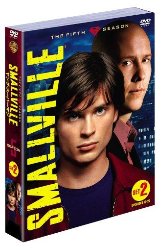 SMALLVILLE / ヤング・スーパーマン 〈フィフス・シーズン〉セット2 [DVD]