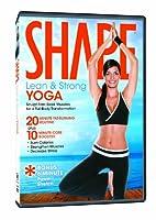 Shape: Lean & Strong Yoga [DVD] [Import]