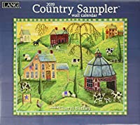 Country Sampler 2019 Calendar: Includes Bonus Free Download
