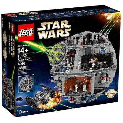 Star Wars(スターウォーズ) LEGO Star Wars Death Star おもちゃ One Size【並行輸入】