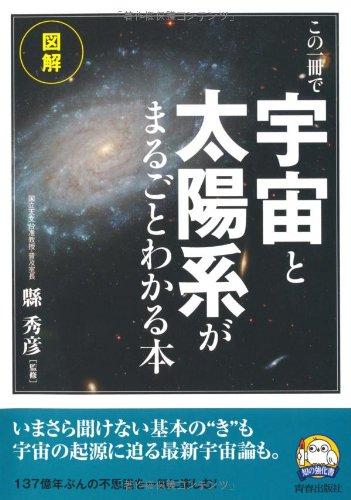 図解 この一冊で「宇宙」と「太陽系」がまるごとわかる本 (知の強化書 4)の詳細を見る