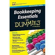 Bookkeeping Essentials For Dummies - Australia