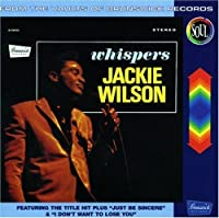 Whispers by JACKIE WILSON (2002-09-24)