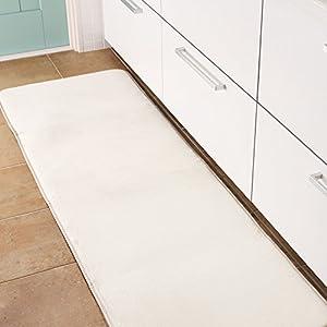 洗える フランネル キッチンマット 約60×1...の関連商品5