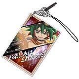 遊☆戯☆王ARC-V 榊遊矢 カード型アクリルストラップ