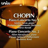 Chopin;Piano Concertos 1&2