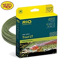 (WF5F - Camo/Beige, Camo/Beige) - RIO Products Rio Trout LT Fly Line
