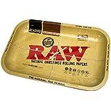 "raw 3 X Raw Rolling Tray Small 11"" X 7"" Single"