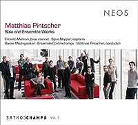 Pintscher: Solo & Ensemble Wor
