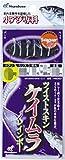ハヤブサ(Hayabusa) HS303 小アジ専科 ツイストケイムラレインボー 6本鈎   7-1.5
