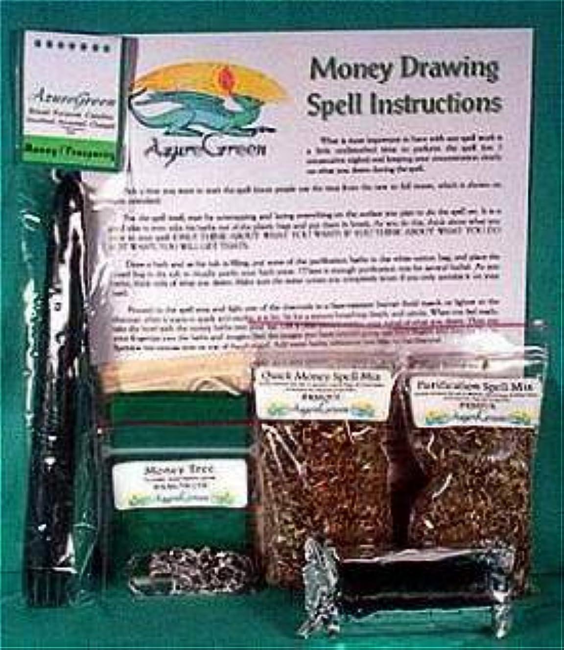酸化する申請中衣服Money Drawing Ritualキット*