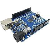 EasyWordMall UNO R3開発ボード USBケーブル付属 Arduinoと互換