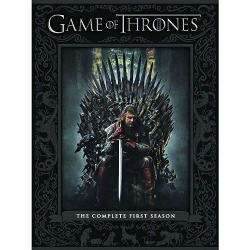 Game of Thrones: The Complete First Season [DVD] [Import]