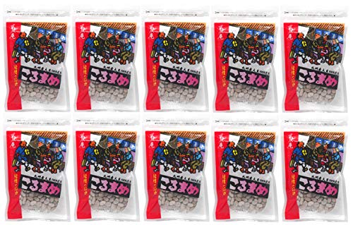 武双庵 こるまめ 熊本伝統の干し納豆 70g入×10個パック(計700g) [kr10]