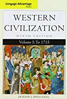 Cengage Advantage Books + Mindtap History Access Card: Western Civilization: to 1715