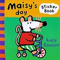Maisy's Day: A Sticker Book