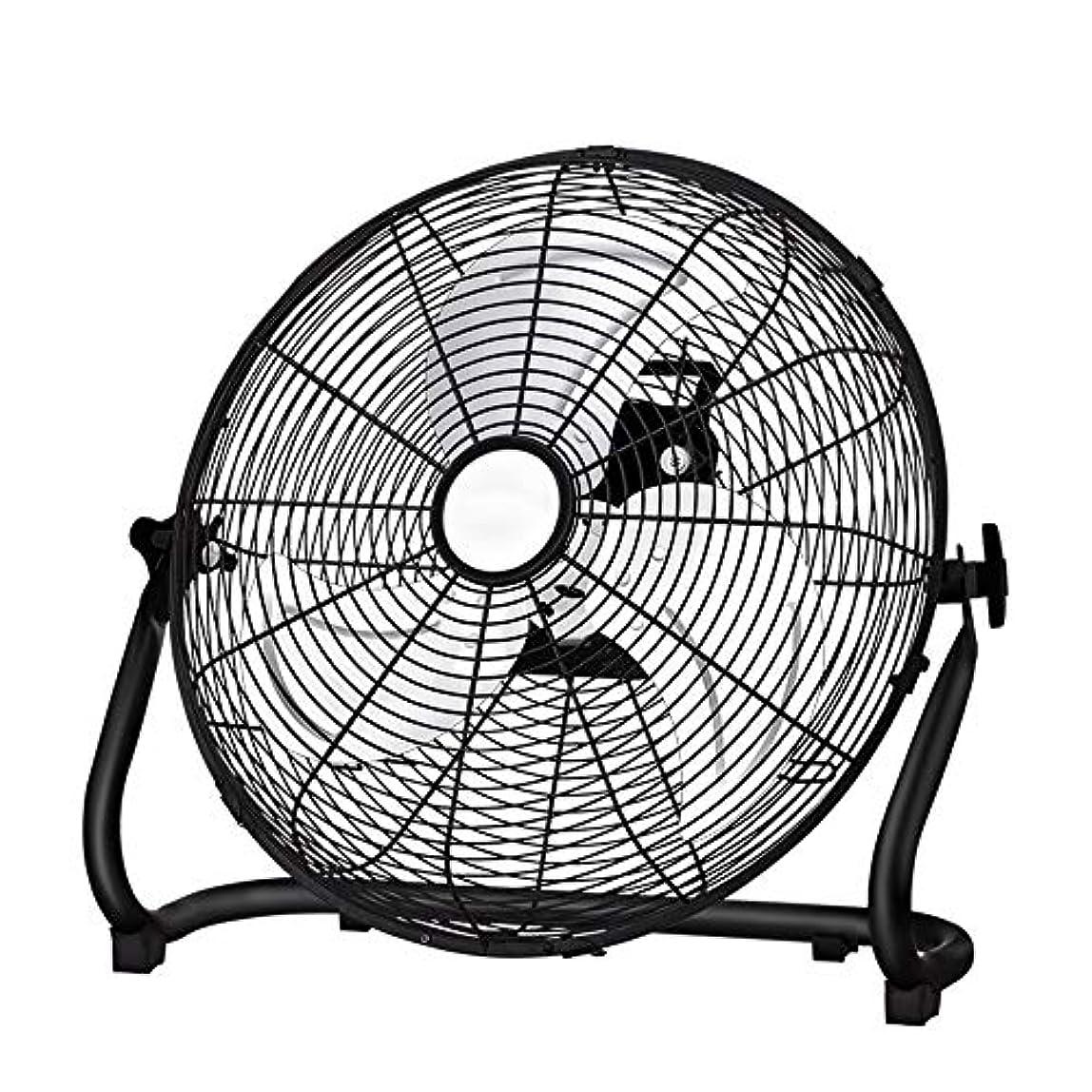 役職俳句バースHAIZHEN 床ファン、内務省のガレージのための130°調節可能な角度の3つの速度の頑丈で小さい産業ファン (Size : 14inch)