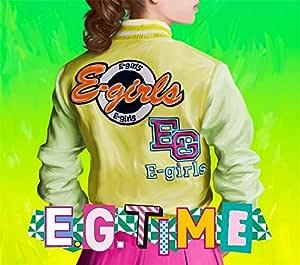 E.G. TIME (通常盤)(CD+DVD)