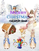 Merry Christmas Coloring Book: New and Expanded Editions, 100 Unique Designs, Ornaments, Christmas Trees, Wreaths, and MoreColoring Book