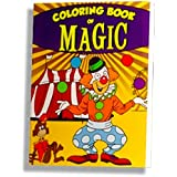 Magic Makers Magic Coloring Book Limited Edition