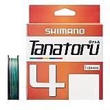 シマノ(SHIMANO) PEライン タナトル4 200m 1.0号 20.0lb PL-F64R