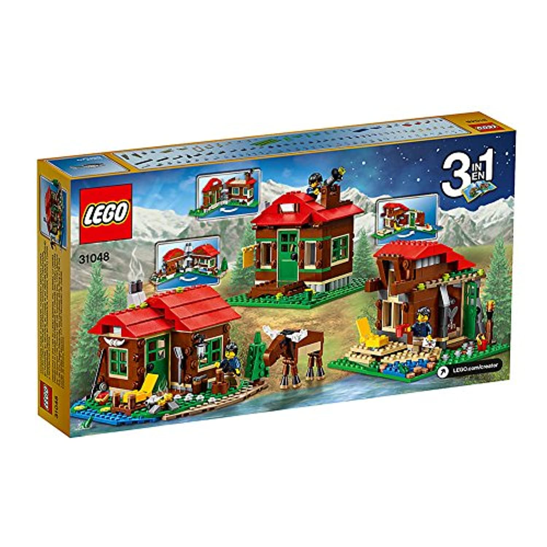 [レゴ] LEGO 31048 みずうみのほとりのロッジ / Creator [並行輸入品]
