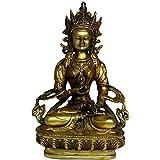 仏像の置物 金剛薩ました 黄銅製の工芸品 風水 仏壇用仏像 開運祈願 縁起物  飾り物 精铜
