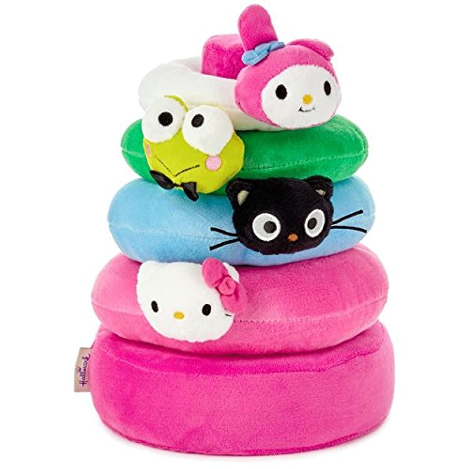 itty bittys Hello Kitty Baby Stuffed Animal Stacker